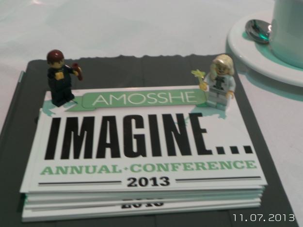 Imagine... Lego
