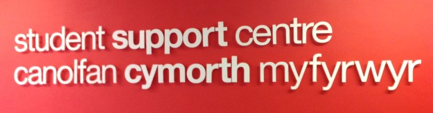 Cardiff University welcome